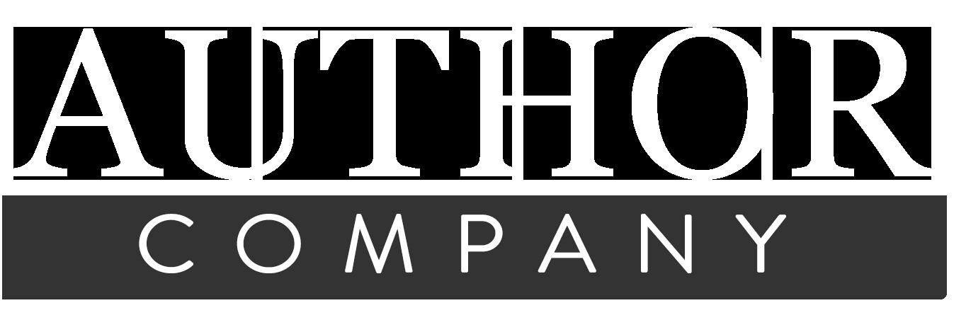 Author Company logo